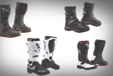 TCX Boots : Nouveaux styles et couleurs des bottes tout-terrain