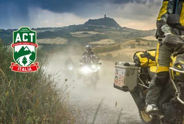 TOURATECH - ACT : En route vers l'Italie !