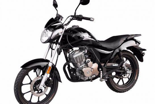 VMS ALFA 200cc Black 2