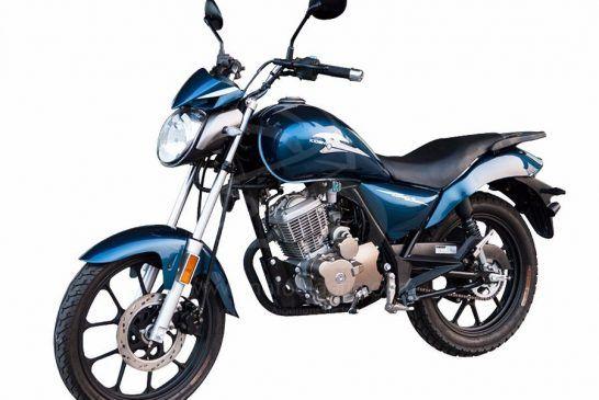 VMS ALFA 200cc Blue 2