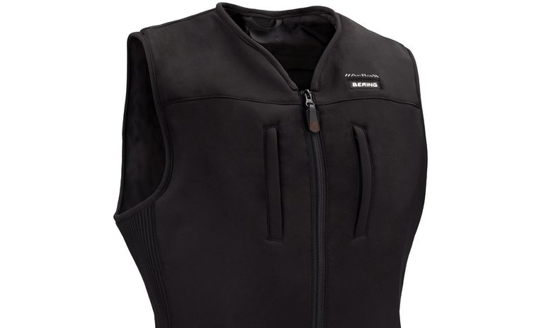 BERING : Rappel des gilets airbag filaire « C-PROTECT AIR » !