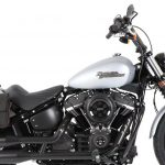 Hepco & Becker propose des bagagerie au style Custom pour la HARLEY-DAVIDSON Softail Street Bob