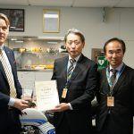 """Öhlins reçoit le prix du fournisseur Honda pour la suspension de la Fireblade SP """"CBR1000RR-R"""""""