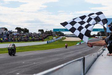 WorldSBK : Lowes remporte la Course 2 de la manche australienne