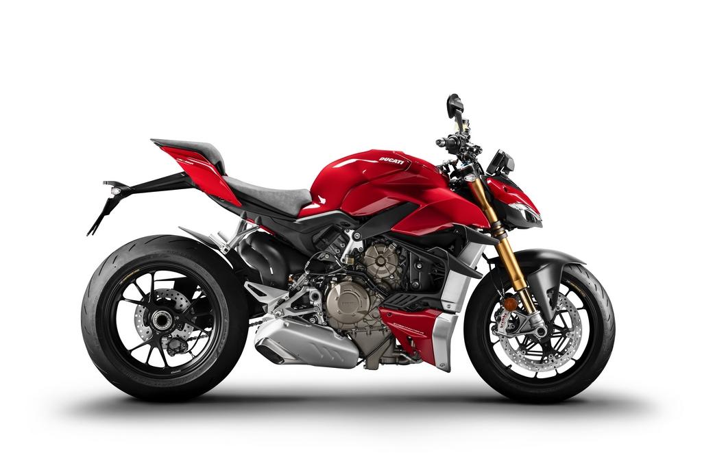 Ducati Streetfighter V4 S 2021