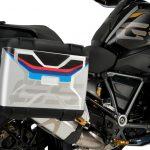 PUIG : Nouveau Kit adhésif pour les valises BMW GS
