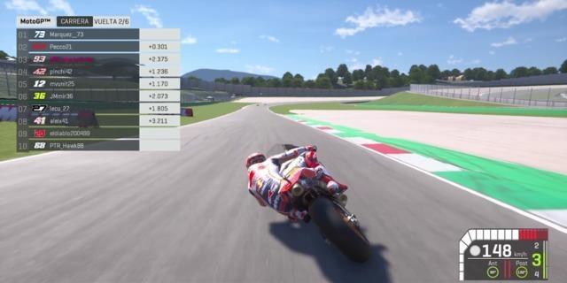 MotoGP – #StayAtHomeGP : Alex Marquez remporte la première course virtuelle
