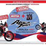 Honda France : Un passage par l'atelier 100% gagnant avec Motul