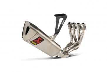 Akrapovič lance un système d'échappement pour la nouvelle Sportive de Honda