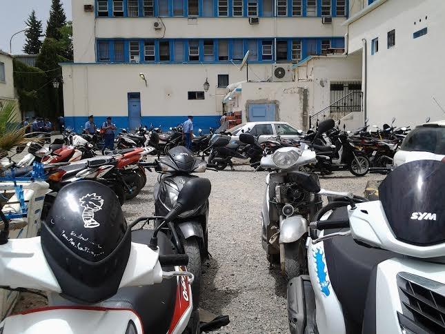 Confinement sanitaire : Saisie de 2415 véhicules et 740 cyclomoteurs pour infractions