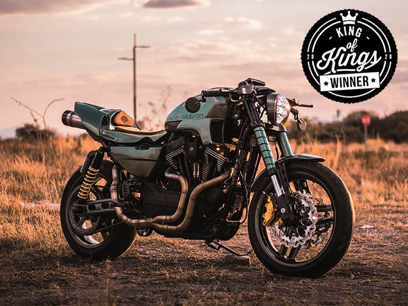 "Harley-Davidson annonce le grand gagnant du ""King of Kings 2020"""