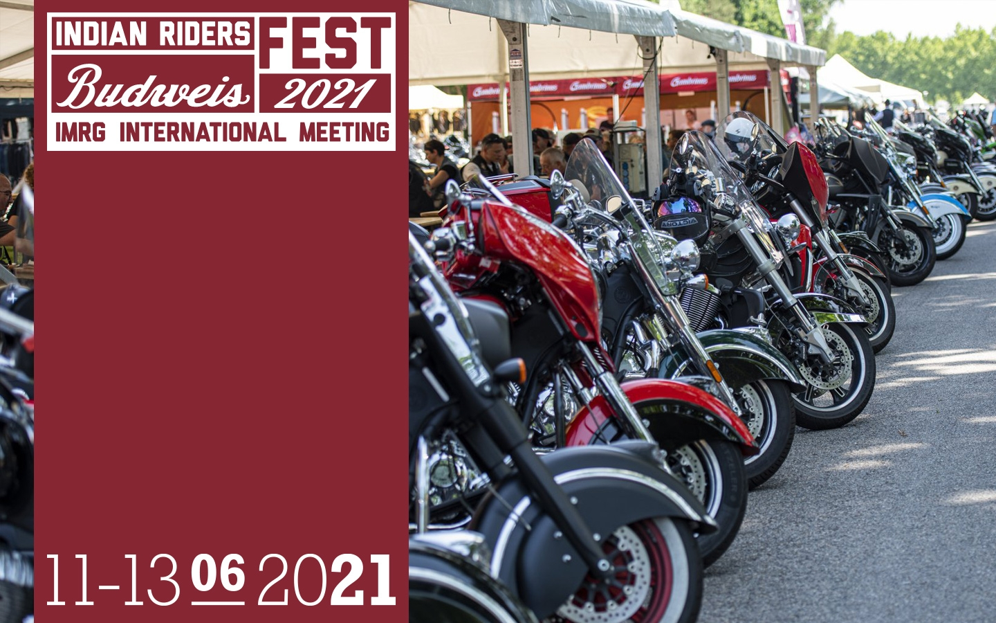 L'INDIAN RIDERS FEST 2020 REPORTÉ À 2021