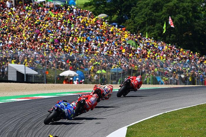MotoGP : Mugello et Barcelone reportés
