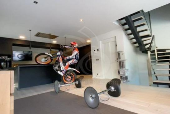 Toni Bou Trial at Home - Coronavirus 1