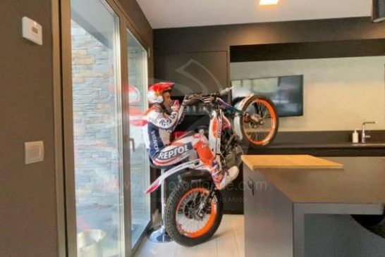 Toni Bou Trial at Home - Coronavirus 2