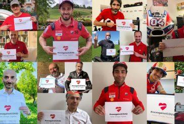 #raceagainstCovid : Ducati lance une collecte de fonds pour soutenir le Policlinico di S.Orsola à Bologne