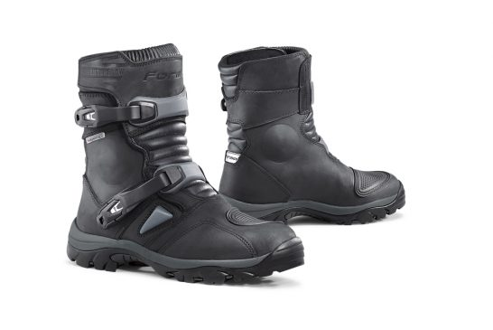 FORMA Boots 2020 - Adventure Riding - adv-low-black