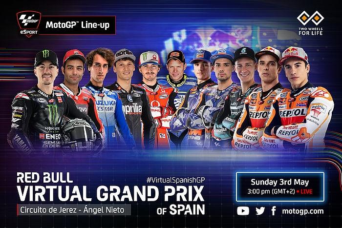 MotoGP – Moto : Grand Prix d'Espagne virtuel