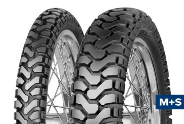 Mitas étend son offre de pneus Trail / Adventure, avec les E-07 et E-07+