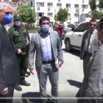 Coronavirus : Le Wali de Bejaia remercie les responsables de VMS Industrie pour le dons de produits de protection