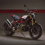 NOUVELLE FTR CARBON : INDIAN MOTORCYCLE ETOFFE LA FAMILLE FTR 1200