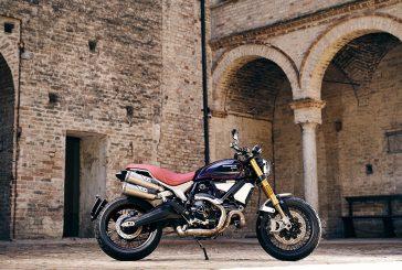 Ducati construit une série exclusive du Scrambler Ducati 1100 pour les membres du Scuderia Club Italia