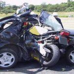 144 morts et 2946 blessés en 3 mois dans des accidents imputés à des motocyclistes