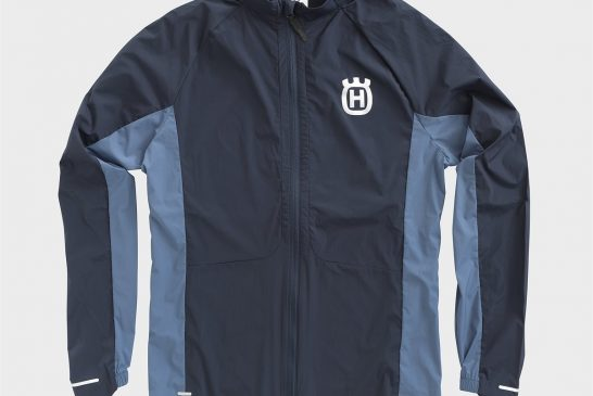 HUSQVARNA MOTORCYCLES CASUAL APPAREL COLLECTION 2020 - Accelerate Jacket