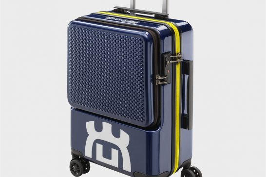 HUSQVARNA MOTORCYCLES CASUAL APPAREL COLLECTION 2020 - Trolley