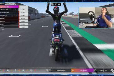 Virtuel GP de Grande-Bretagne - Jorge Lorenzo :