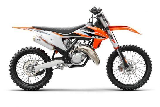 KTM 125 SX 2021 Studio