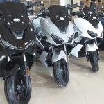 VMS VMAX 200 : retour sur les détails et disponibilités du nouveau Maxi-Scooter 2020 !