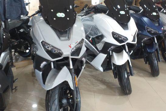 VMS - VMAX 200 2020 - Motoalgerie - 1