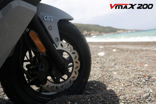 VMS Vmax 200 4
