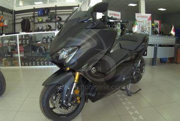 Yamaha Algérie : Le nouveau TMAX 560 Tech Max 2020 à