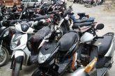 Non-respect des règles de confinement : des motocycles mis en fourrière