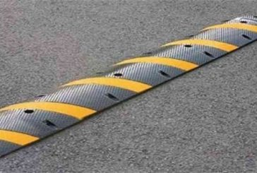 Prévention routière: plus de 20.000 ralentisseurs implantés en 2019