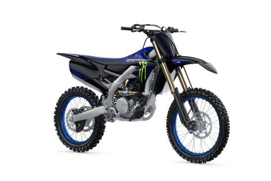 2021 YZ250F Monster Energy Yamaha Racing Edition