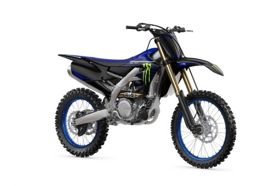2021 YZ450F Monster Energy Edition
