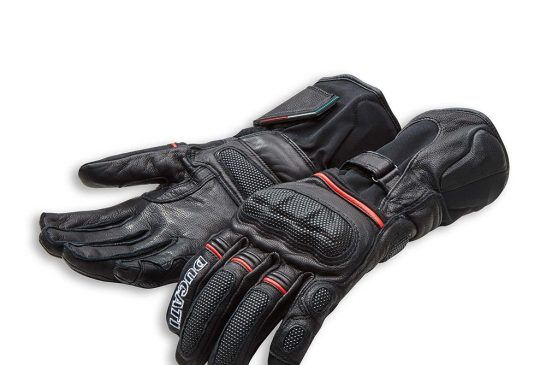 20_Strada C4 Fabric-leather gloves_UC109730_Low