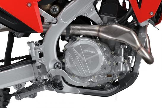 2021 Honda CRF450R