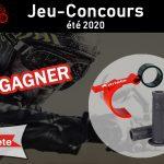 Jeu-Concours été 2020 - JEU#4 : Des poignets et un bloque frein à gagner, avec Ariete Algérie!