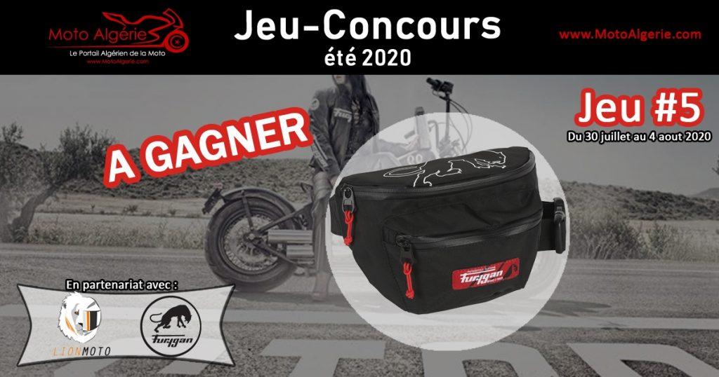 JEU-CONCOURS été 2020 - JEU#5 - Moto Algérie