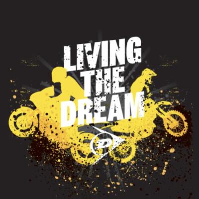 Living The Dream : les pilotes Dunlop s'unissent pour célébrer leur passion de la moto