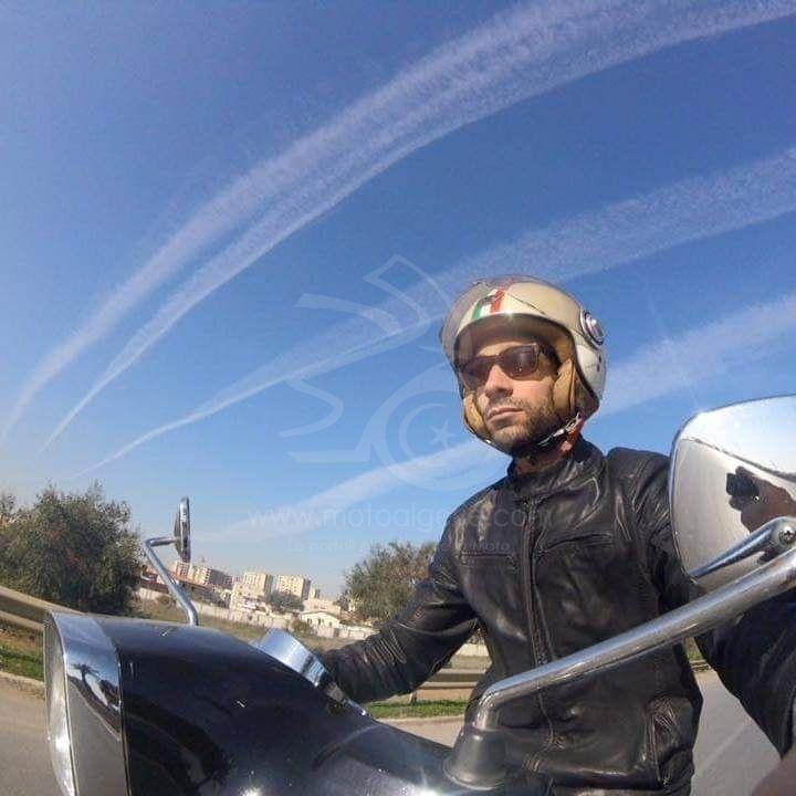 Gagnant JEU#3 - Rafick Mohamed Slimane - Moto Algérie