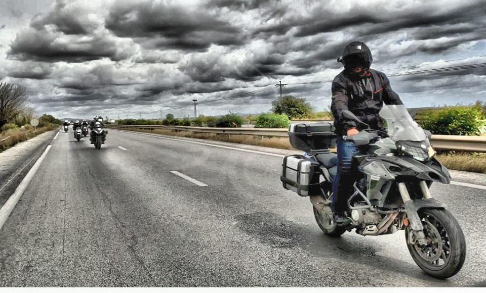 Gagnant JEU#5 - Sam Bouhbal - Moto Algérie