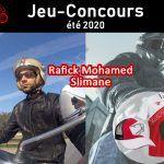 JEU-CONCOURS Moto Algérie - été 2020 : gagnant du JEU#3 avec Bering Algérie !