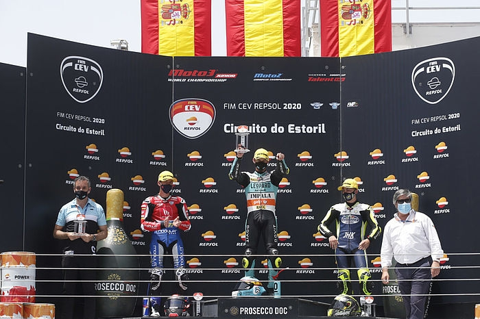 Le FIM CEV Repsol a couru à Estoril !
