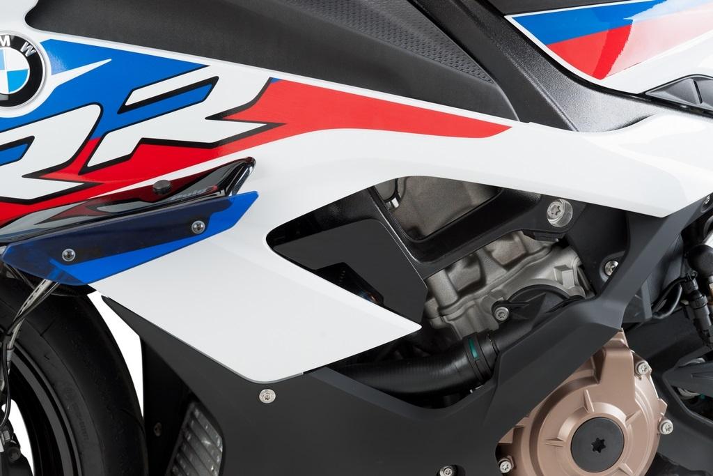 PUIG : Caches latéraux pour la BMW S1000RR