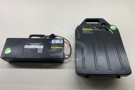 Pieces de rechange Scooters électriques Velitcom 3